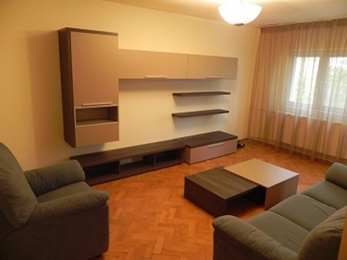 Bucuresti, zona Dorobanti, apartament cu 2 camere de inchiriat, Mobilat modern