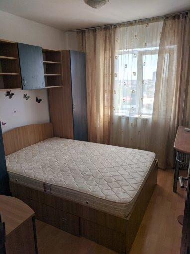 Apartament inchiriere Aparatorii Patriei cu 2 camere, etajul 9 / 10, 1 grup sanitar, cu suprafata de 35 mp. Bucuresti, zona Aparatorii Patriei. Mobilat clasic.