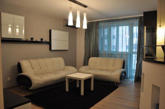 inchiriere Apartament Bucuresti cu 2 camere, cu 1 grup sanitar, suprafata utila 75 mp. Pret: 500 euro. Incalzire: Centrala proprie a locuintei. Racire: Aer conditionat.