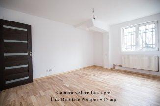Apartament cu 2 camere de vanzare, confort Lux, zona Herastrau,  Bucuresti