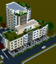 vanzare apartament decomandat, zona Militari, orasul Bucuresti, suprafata utila 56 mp