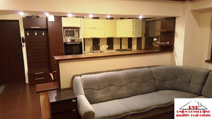 inchiriere Apartament Bucuresti cu 2 camere, cu 1 grup sanitar, suprafata utila 58 mp. Pret: 350 euro. Incalzire: Incalzire prin termoficare. Racire: Aer conditionat.