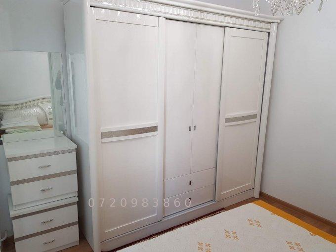 inchiriere Apartament Bucuresti cu 2 camere, cu 1 grup sanitar, suprafata utila 60 mp. Pret: 500 euro. Racire: Aer conditionat.