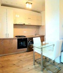 inchiriere apartament decomandat, zona Pipera, orasul Bucuresti, suprafata utila 55 mp