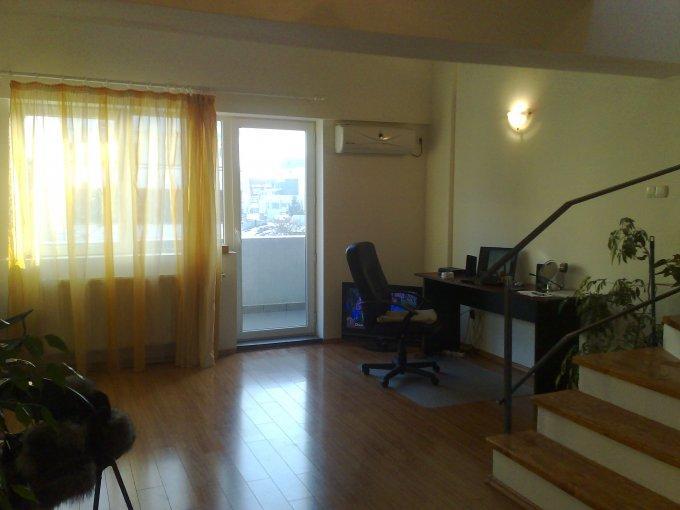 Duplex cu 2 camere de vanzare, confort Lux, zona Dorobanti,  Bucuresti