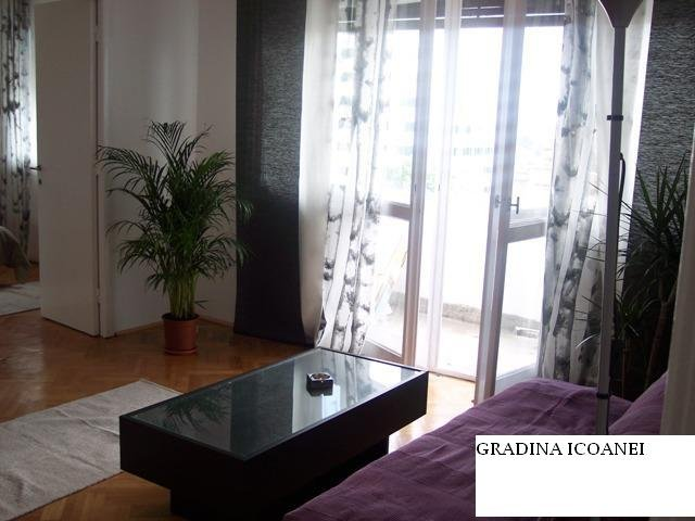 Bucuresti, zona Gradina Icoanei, apartament cu 2 camere de inchiriat