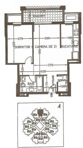 Apartament cu 2 camere de inchiriat, confort Lux, zona Colentina,  Bucuresti