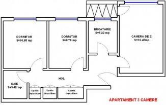 agentie imobiliara vand duplex decomandat, in zona Titan, orasul Bucuresti