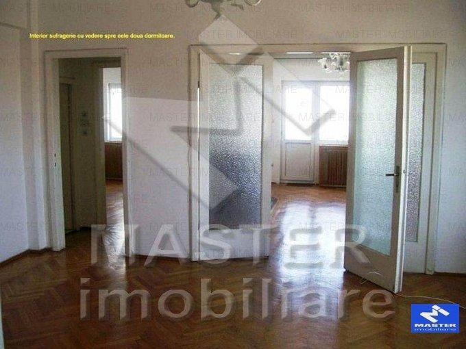 vanzare apartament decomandat, zona Lahovari, orasul Bucuresti, suprafata utila 100 mp