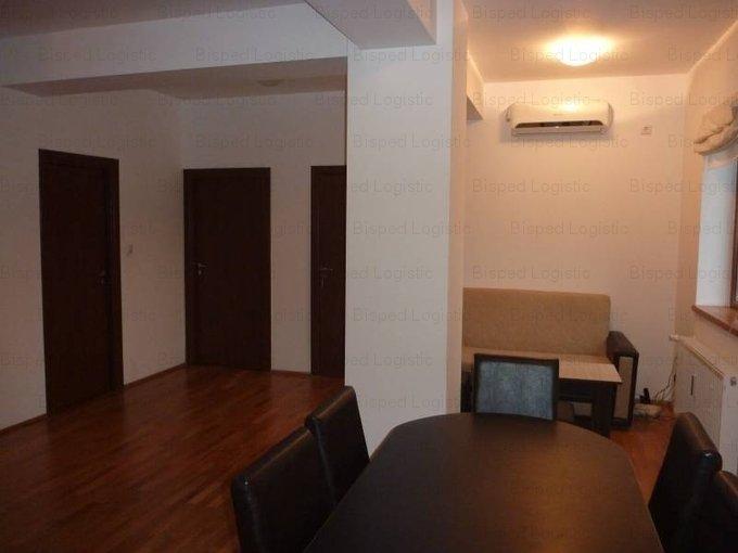 Bucuresti, zona Cismigiu, apartament cu 3 camere de inchiriat