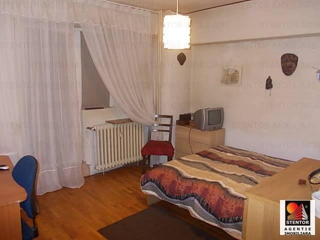 vanzare apartament cu 3 camere, decomandat, in zona Panduri, orasul Bucuresti