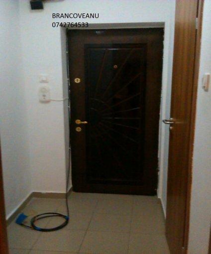 inchiriere apartament semidecomandat, zona Brancoveanu, orasul Bucuresti, suprafata utila 75 mp