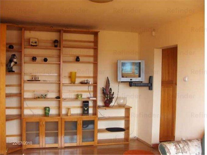 Apartament cu 3 camere de inchiriat, confort 1, zona Tineretului,  Bucuresti