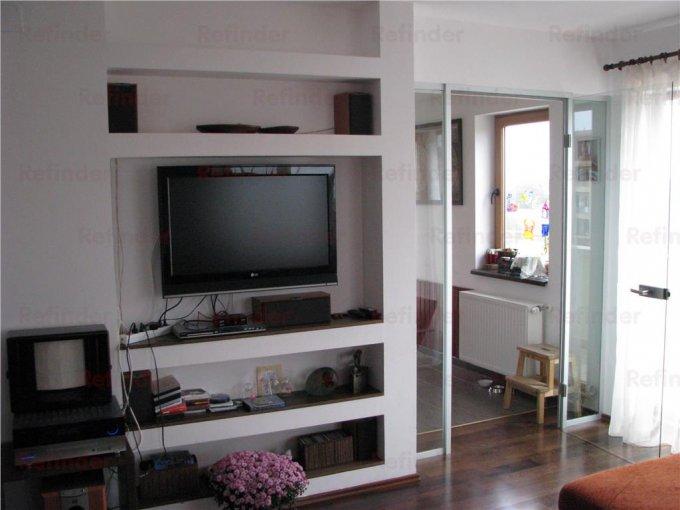 Apartament vanzare Bucuresti 3 camere, suprafata utila 105 mp, 2 grupuri sanitare. 140.000 euro. Etajul 4 / 4. Apartament Bucurestii Noi Bucuresti