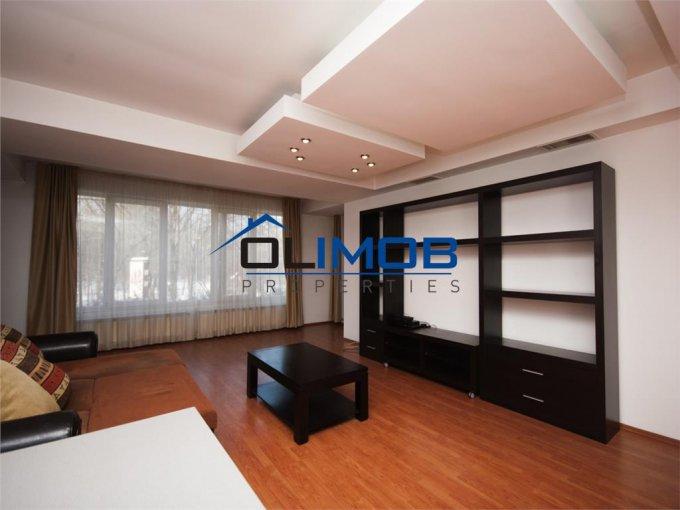 Apartament de vanzare in Bucuresti cu 3 camere, cu 2 grupuri sanitare, suprafata utila 110 mp. Pret: 385.000 euro.
