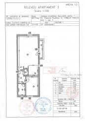 vanzare apartament decomandat, zona Baneasa, orasul Bucuresti, suprafata utila 69.66 mp