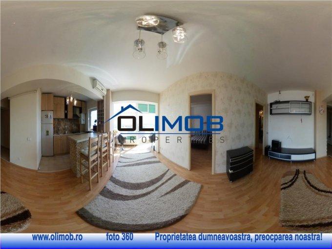 Apartament de vanzare in Voluntari cu 3 camere, cu 2 grupuri sanitare, suprafata utila 80 mp. Pret: 75.000 euro.