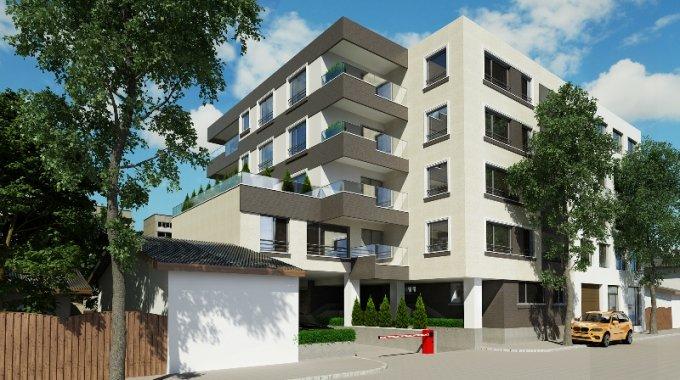 Apartament de vanzare direct de la agentie imobiliara, in Bucuresti, in zona Domenii, cu 134.663 euro. 1  balcon, 2 grupuri sanitare, suprafata utila 77.19 mp.