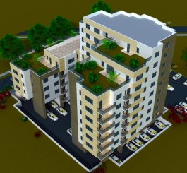 vanzare apartament decomandat, zona Militari, orasul Bucuresti, suprafata utila 77 mp
