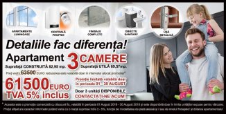 proprietar vand apartament decomandat, in zona Militari, orasul Bucuresti