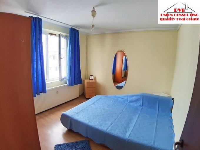 vanzare Apartament Bucuresti cu 3 camere, cu 2 grupuri sanitare, suprafata utila 68 mp. Pret: 76.900 euro negociabil. Incalzire: Incalzire prin termoficare. Racire: Aer conditionat.