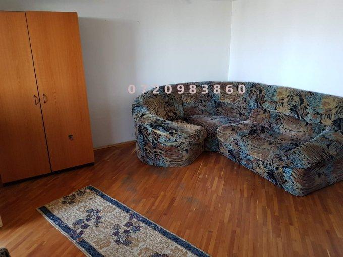 Apartament inchiriere Bucuresti 3 camere, suprafata utila 65 mp, 2 grupuri sanitare, 2  balcoane. 275 euro. Etajul 10 / 12. Apartament Militari Bucuresti