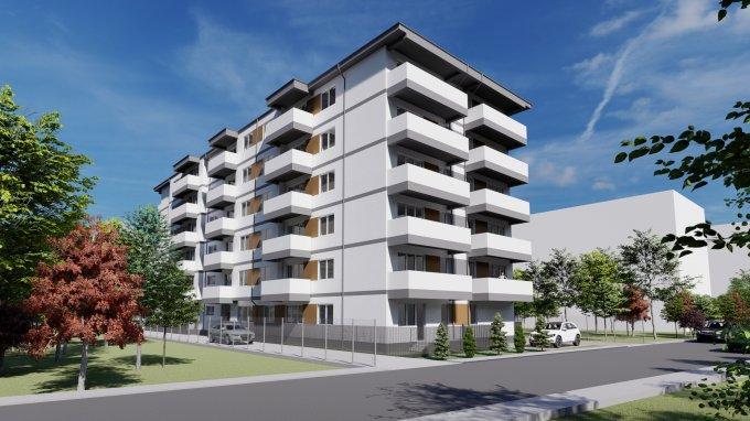 Apartament de vanzare in Bucuresti cu 3 camere, cu 2 grupuri sanitare, suprafata utila 62 mp. Pret: 61.000 euro. Usa intrare: Metal. Usi interioare: Lemn.
