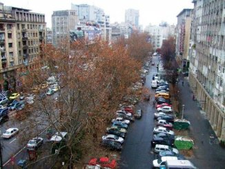 inchiriere apartament semidecomandat, zona Magheru, orasul Bucuresti, suprafata utila 65 mp
