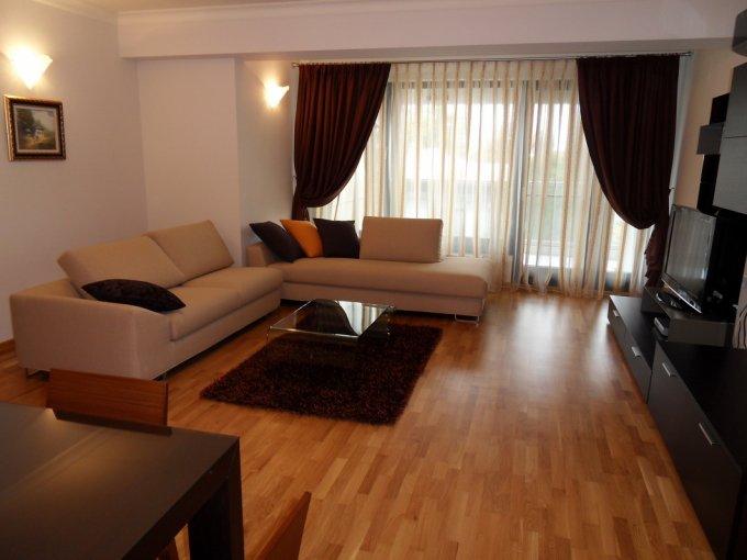 inchiriere apartament cu 3 camere, semidecomandat, in zona Baneasa, orasul Bucuresti