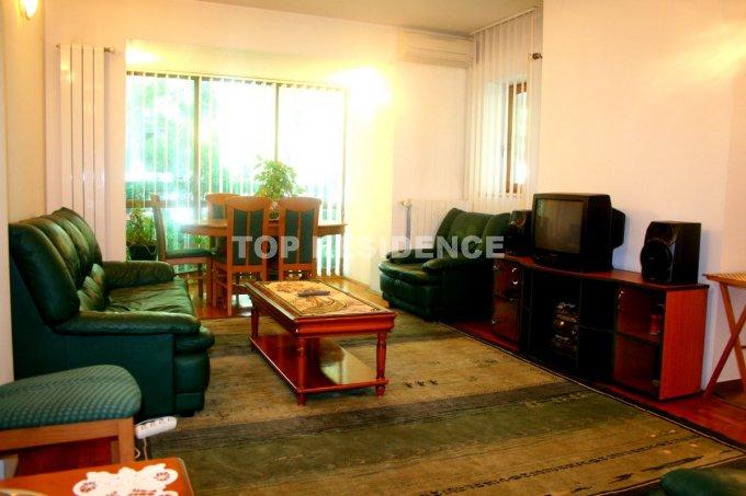 inchiriere apartament semidecomandat, zona Dorobanti, orasul Bucuresti, suprafata utila 80 mp