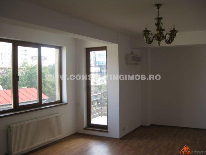 Bucuresti, zona Domenii, apartament cu 3 camere de inchiriat, Nemobilata