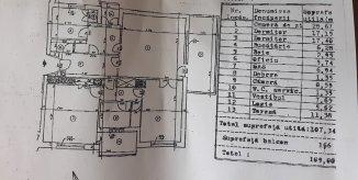 vanzare apartament cu 3 camere, decomandat, in zona Romana, orasul Bucuresti