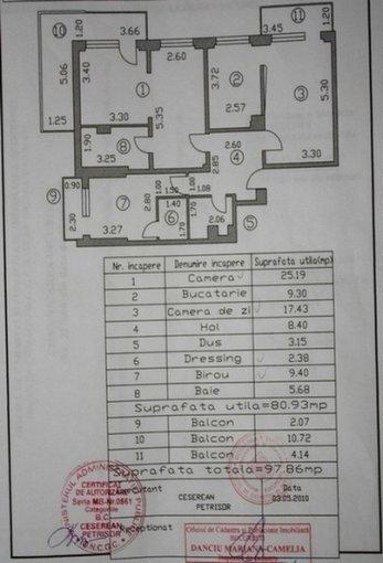 proprietar vand duplex decomandat, in zona Margeanului, orasul Bucuresti