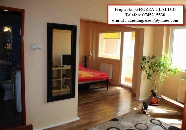 Bucuresti, zona Alexandriei, apartament cu 3 camere de vanzare