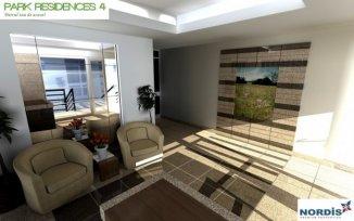 vanzare apartament cu 3 camere, semidecomandat, in zona Herastrau, orasul Bucuresti