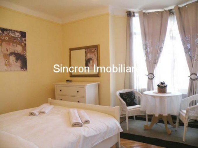 inchiriere apartament decomandat, zona Victoriei, orasul Bucuresti, suprafata utila 90 mp