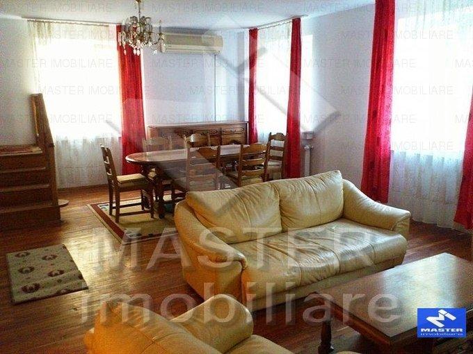 vanzare apartament decomandat, zona Floreasca, orasul Bucuresti, suprafata utila 140 mp