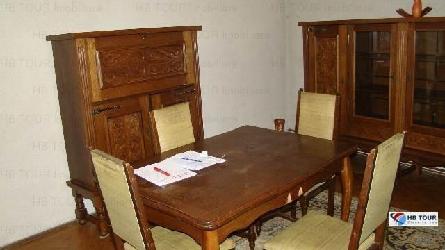 inchiriere apartament cu 4 camere, decomandat, in zona Foisorul de Foc, orasul Bucuresti