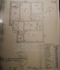 Apartament cu 4 camere de vanzare, confort 1, zona Dristor,  Bucuresti
