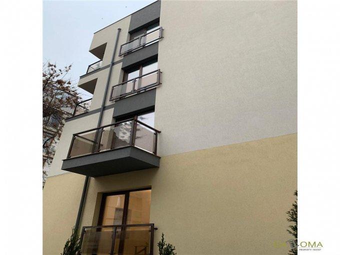 Apartament de vanzare in Bucuresti cu 4 camere, cu 2 grupuri sanitare, suprafata utila 98 mp. Pret: 314.900 euro.