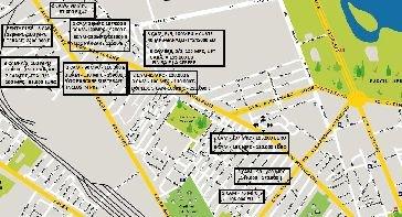 agentie imobiliara inchiriez apartament decomandat, in zona Dorobanti, orasul Bucuresti