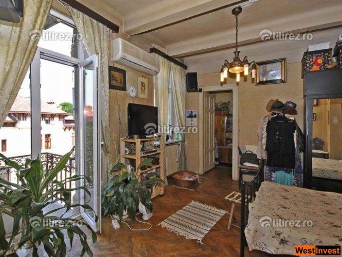 vanzare apartament nedecomandat, zona Dorobanti, orasul Bucuresti, suprafata utila 115 mp
