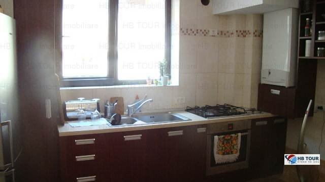 inchiriere apartament cu 4 camere, semidecomandat, in zona Primaverii, orasul Bucuresti