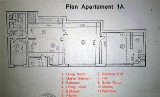 agentie imobiliara vand apartament semidecomandat, in zona Kiseleff, orasul Bucuresti