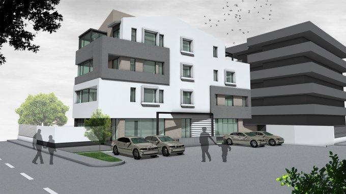 Apartament de vanzare in Bucuresti cu 4 camere, cu 2 grupuri sanitare, suprafata utila 136 mp. Pret: 170.000 euro.