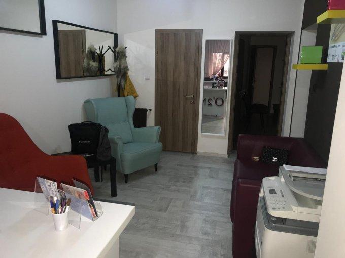 vanzare Duplex Bucuresti cu 4 camere, cu 2 grupuri sanitare, suprafata utila 100 mp. Pret: 120.000 euro negociabil.
