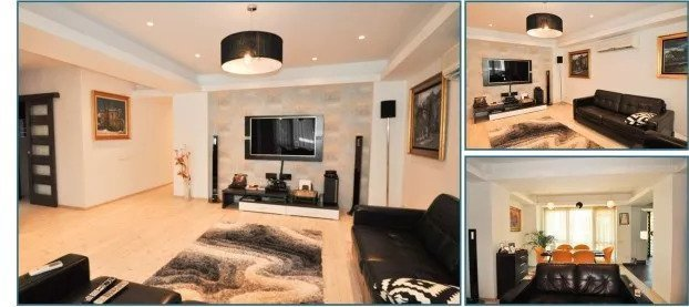 Apartament vanzare Bucuresti 4 camere, suprafata utila 120 mp, 2 grupuri sanitare, 2  balcoane. 275.000 euro. Etajul 2 / 5. Destinatie: Rezidenta, Birou. Apartament Dacia Bucuresti