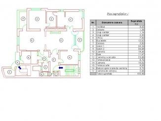 Bucuresti, zona Dacia, apartament cu 5 camere de inchiriat, Nemobilat