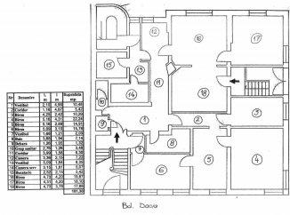Bucuresti, zona Piata Romana, apartament cu 7 camere de inchiriat, Nemobilat