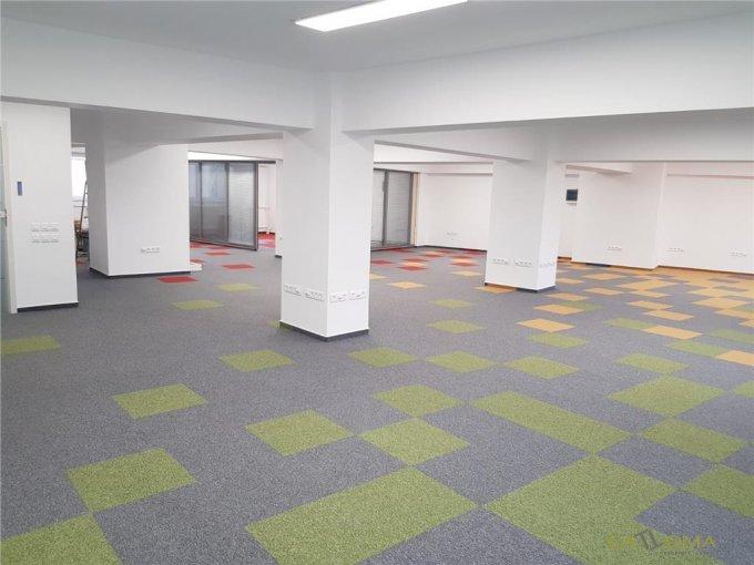 Birou inchiriere Unirii Bucuresti cu 2 camere de inchiriat, cu suprafata utila de 280 mp. 2.990 euro. Etajul 8 Birou Unirii Bucuresti